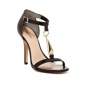 NWOT Pour La Victorie Leather Heels 8M